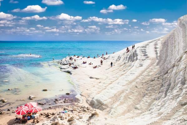 Лучшие пляжи Сицилии